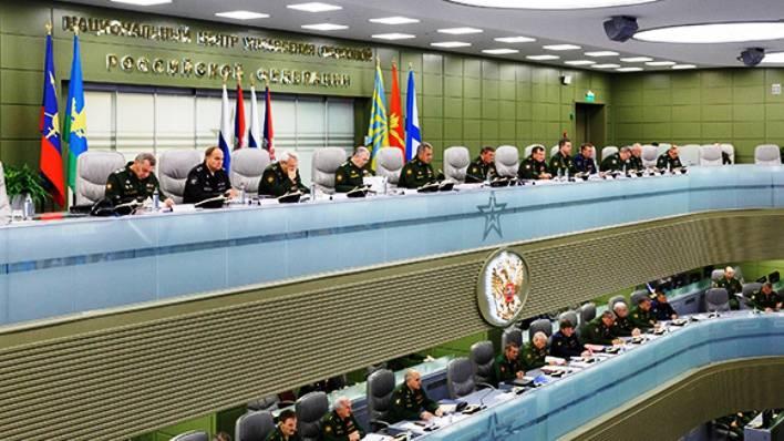 В случае войны региональные власти и правоохранительные органы будут переподчинены военному ведомству