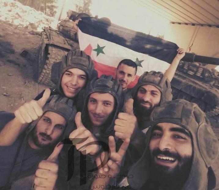 Войска САР взяли под свой контроль один из районов на востоке Алеппо
