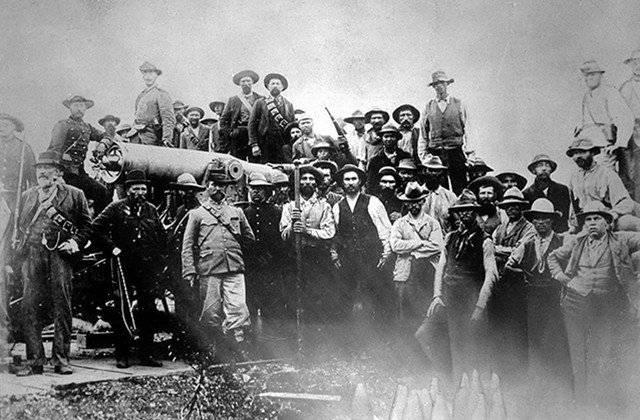 Как началась Вторая Англо-бурская война. К 117-летию начала боевых действий