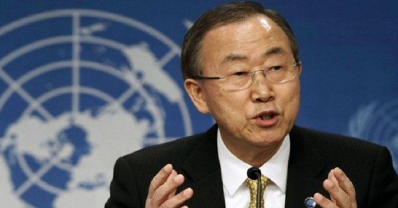Уходящий генсек ООН озаботился здоровьем террористов