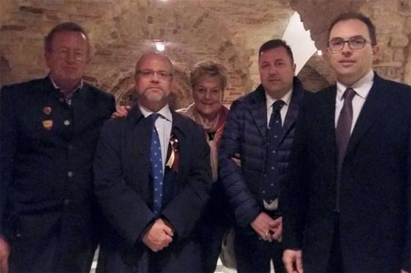 Киев угрожает санкциями итальянским политикам, собирающимся посетить Крым