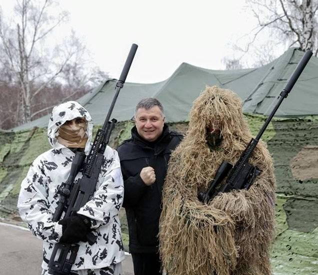 """Аваков """"отчитывает"""" Олланда за требование к Киеву выполнять Минские соглашения"""