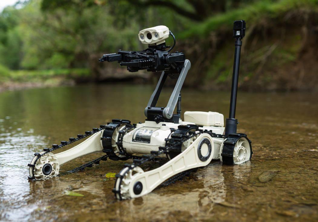 military robots - 1051×733