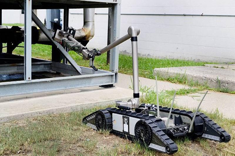 Следующая волна: наперегонки к войнам роботов