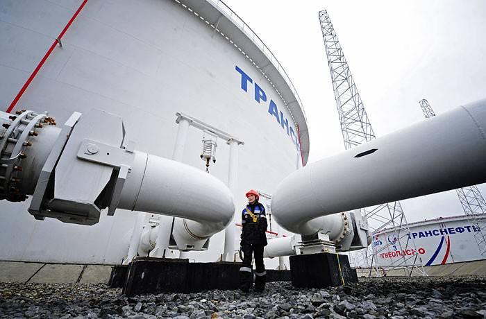 Россия вышла из договора с Украиной по нефтепродуктопроводам