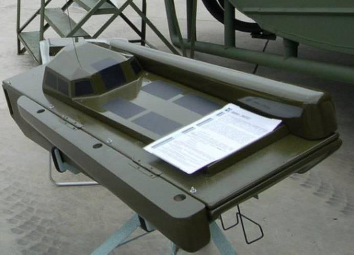 Многоцелевой стелс-катер для спецназа России