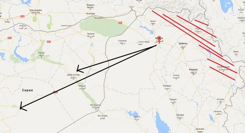 Штурм Ирака. США перебросят террористов для атаки Пальмиры