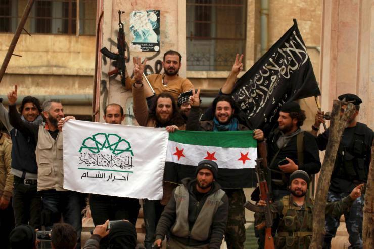 Les lignes de front du conflit syrien comme contours de l'ordre mondial futur