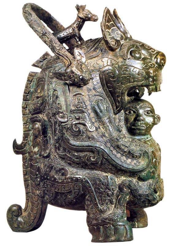 Медь и бронза Эрлитоу-Эрлиган (часть 6)