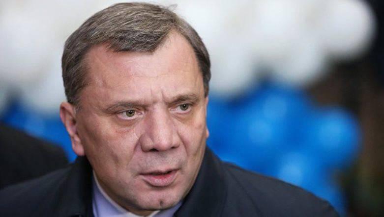 Борисов: ПАК ДА может быть представлен в 2018 г