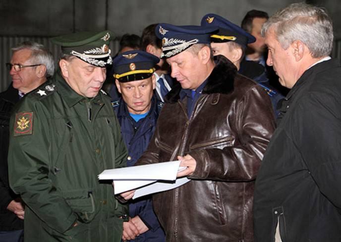 Bu yıl Nijniy Novgorod Şahin askeri 22 yükseltilmiş MiG-31'e transfer olacak