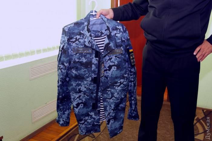 Личный состав ВМС Украины переоденут в новую форму, напоминающую рабочую одежду американских моряков
