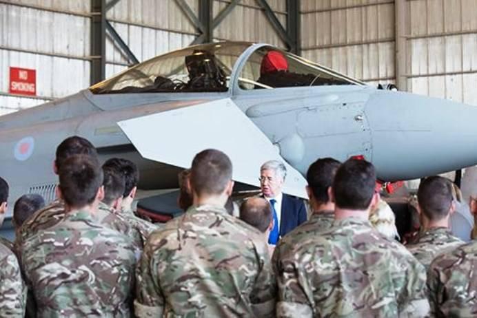 Отчёт: британские ВВС уничтожили в этом году около 1,7 тыс боевиков ИГ