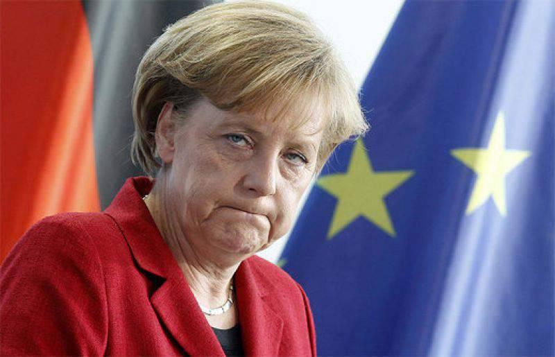 Немецкие СМИ: у Меркель «накопилось недовольство в отношении русских»