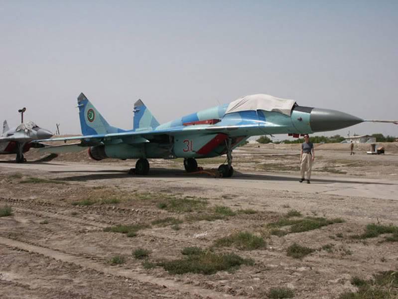 Современное состояние ПВО стран - бывших советских союзных республик. Часть 7-я
