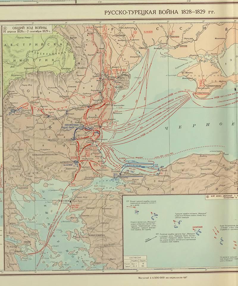 Долгий путь к проливам. Нереализованные возможности 1829 года