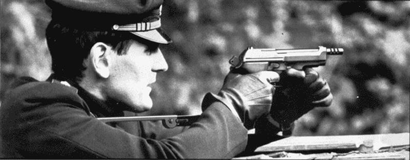 Краткая история пистолетов-карабинов. Часть 6. Beretta 93R