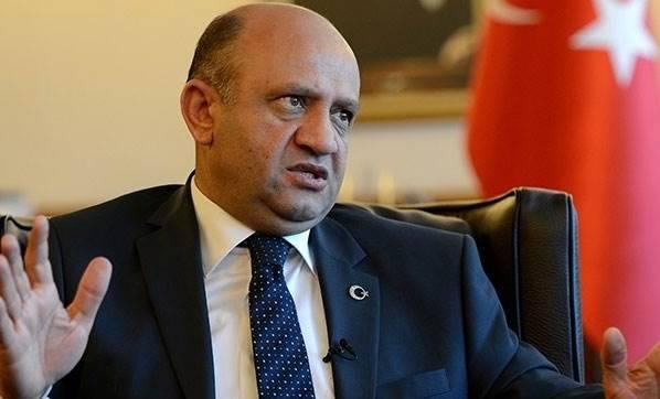 """Турция намеревается создать на севере Сирии """"зону безопасности"""""""
