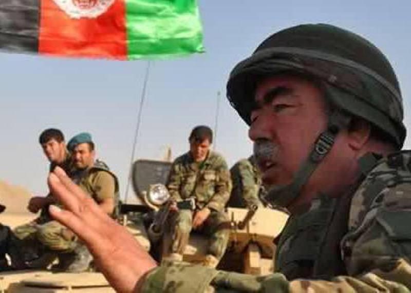 アフガニスタンの北部でタリバンは国の副大統領ドストゥムを負傷しました