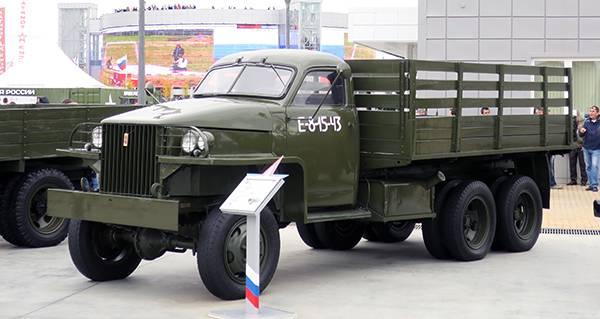 Автомобили-ветераны