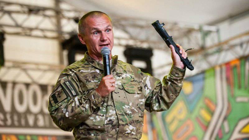 """Польский генерал: """"Не исключаю, что Россия в ближайшие месяцы атакует Прибалтику"""""""