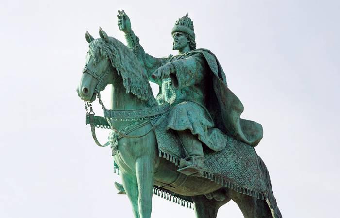 «Чёрный миф» о первом русском царе Иване Грозном
