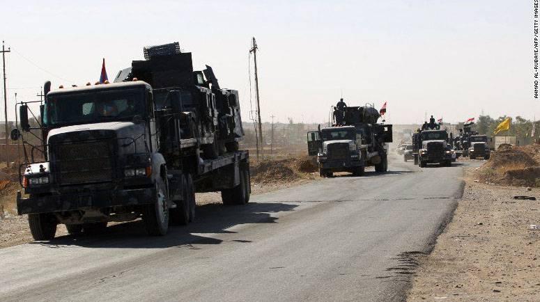 Боевики ИГ контратаковали подразделения иракской армии к востоку от Мосула