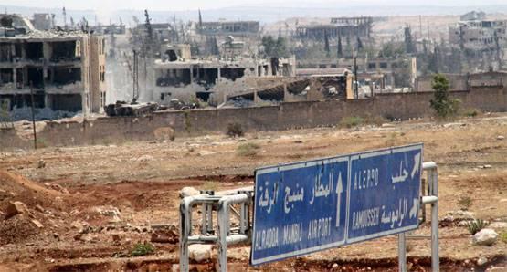 Боевики в Алеппо заявили, что не станут выходить из города
