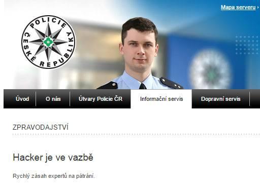 """Чешская полиция объявила о задержании российского """"хакера"""""""