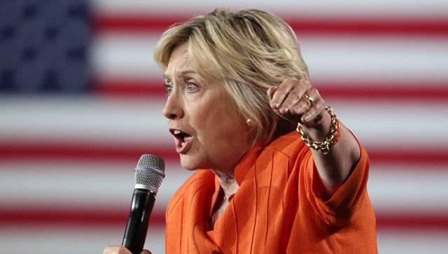 Клинтон: США – незаменимая страна, с которой ни Россия, ни Китай сравниться не могут