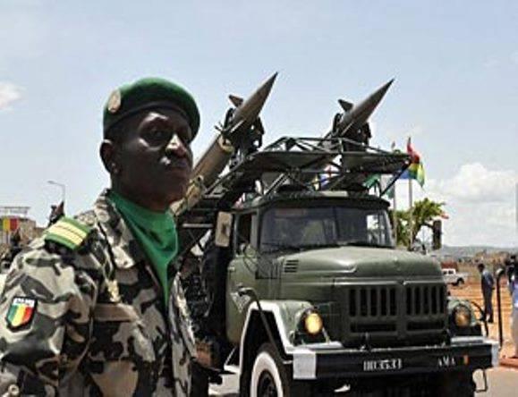 СМИ: РФ откликнется на просьбу Мали о предоставлении военной помощи для борьбы с террористами