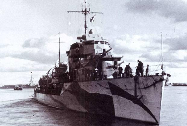 Адмирал флота Советского Союза Троцкий