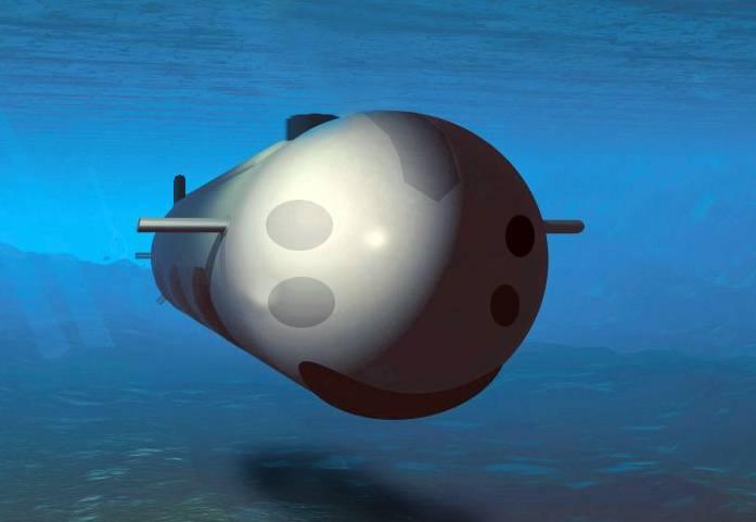 Создается универсальная платформа для эксплуатации подводных аппаратов