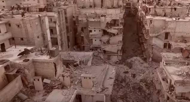 Сирийские СМИ: Боевики без оружия начали выходить через коридоры в Алеппо