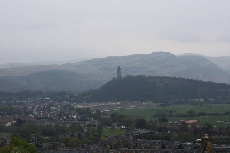 Замок Стирлинг. Жемчужина Шотландии (часть 1)