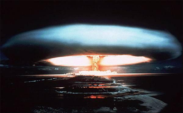 Советник организации норвежского Красного Креста предложил запретить ядерное оружие