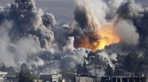 МО РФ сообщает о бомбардировках американцами Мосула и действиях бельгийцев в небе Сирии