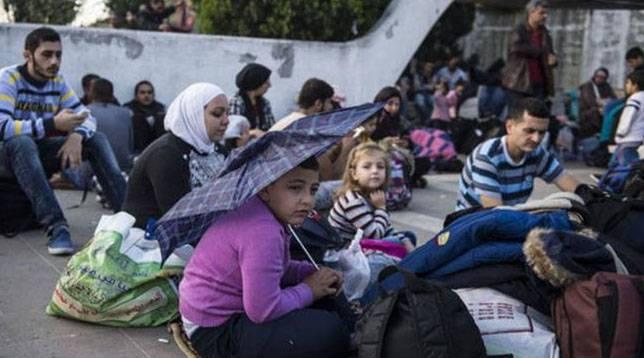 """Все сирийские беженцы """"убежали"""" из Латвии"""