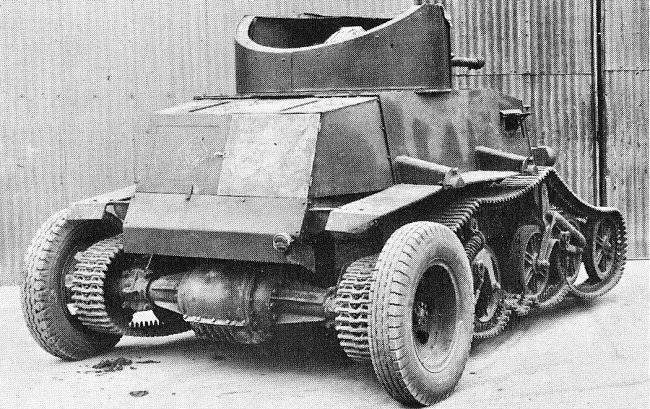 Танк Е.Дж. Скофилда образца 1942 года (Новая Зеландия)
