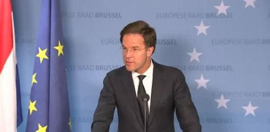 Нидерланды заявили о больших сомнениях по поводу возможности поддержки украинской евроассоциации