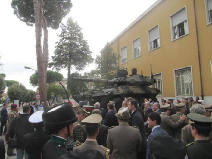 В Италии продемонстрировали обновлённую бронемашину Centauro