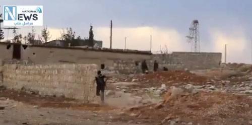 ВКС РФ пресекли попытку прорыва боевиков к их подельникам в Алеппо