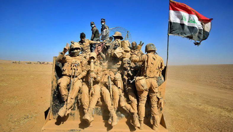 Иракские власти отказались задействовать турецкие войска в Мосуле