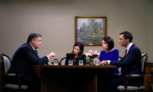 Порошенко рассказал украинским пропагандистским СМИ, кричал ли он в Берлине на В.Путина
