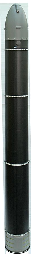 Разработчики впервые опубликовали изображение ракеты «Сармат»