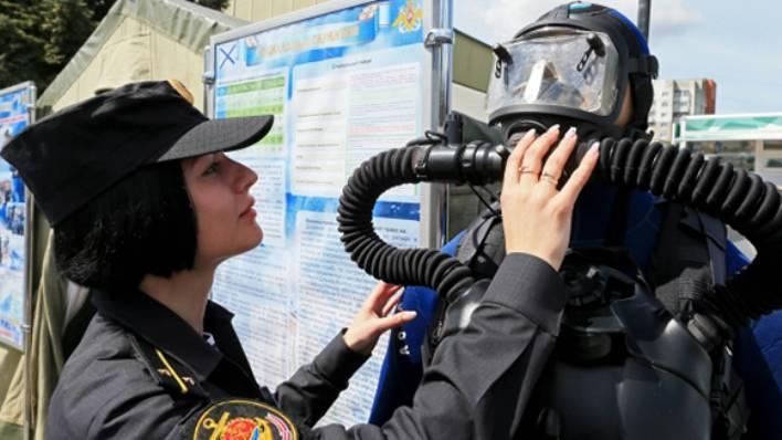 Для российского спецназа разработан двухсредный дыхательный аппарат