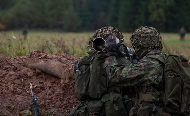 Как в эстонской армии алкоголиков выявляли...