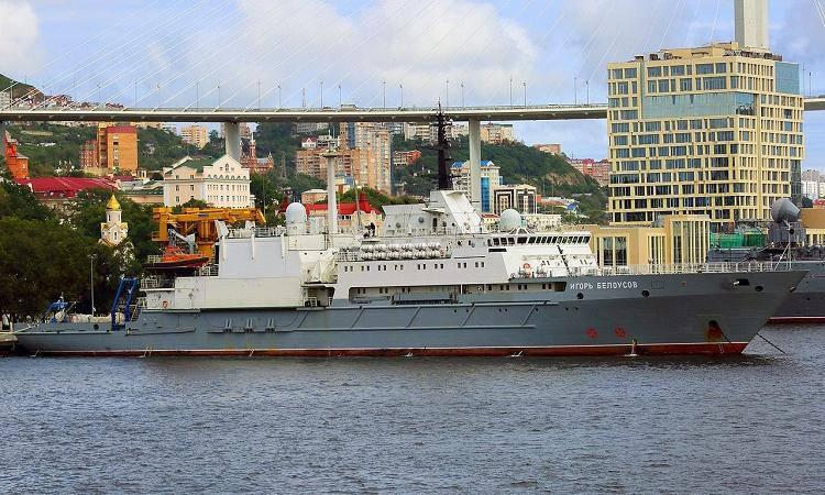 Минобороны: российский флот активно пополняется вспомогательными судами