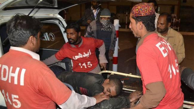 Крупный теракт в пакистанской Кветте