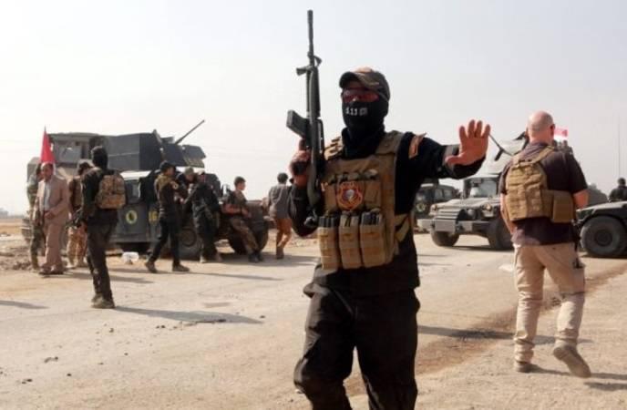 СМИ: боевики ИГ под Мосулом перешли в контрнаступление